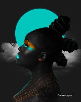 Gorgeous Beauty - Afrofuturisme