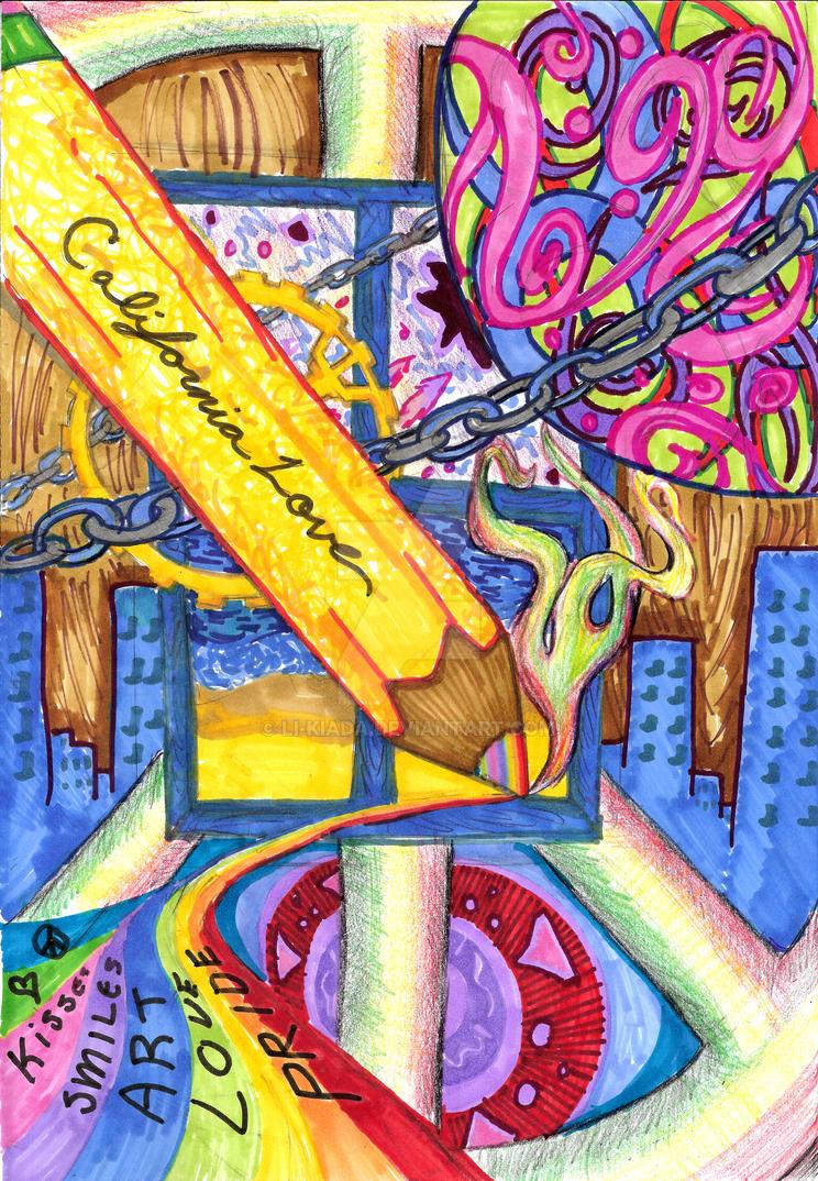 California Love by Li-Kiada