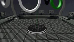 Troll lab Homestuck MMD stage! by haddyDrow