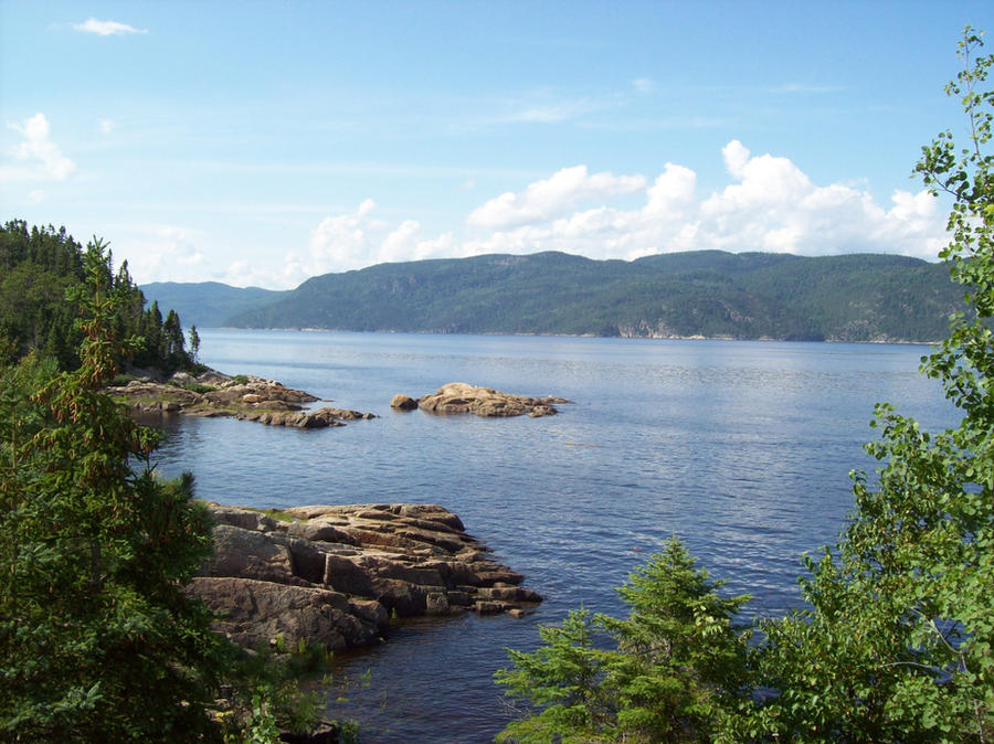 Riviere Saguenay 01 by BlackRaven003