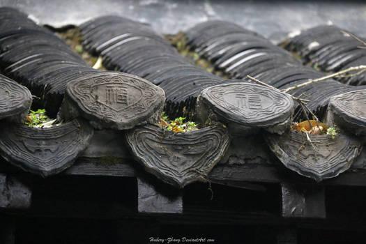 Black Tiled Roof 2