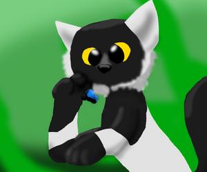 Lemur by OreotheCookieKitty