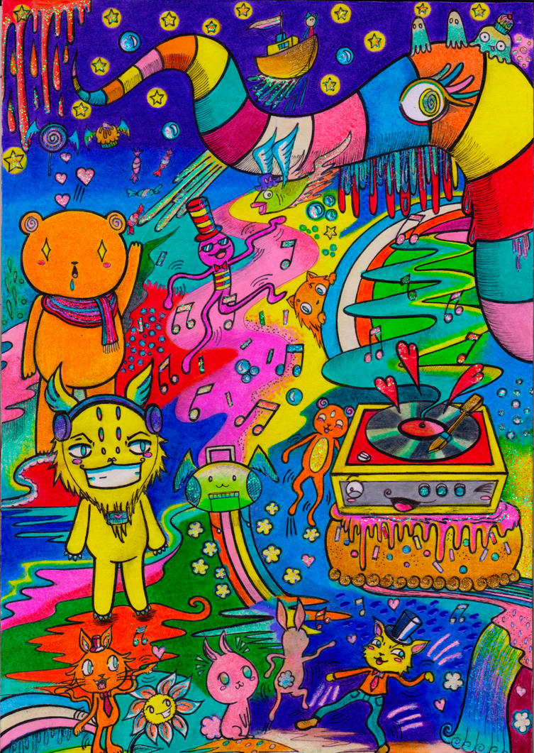 Musiclife by danimorl11