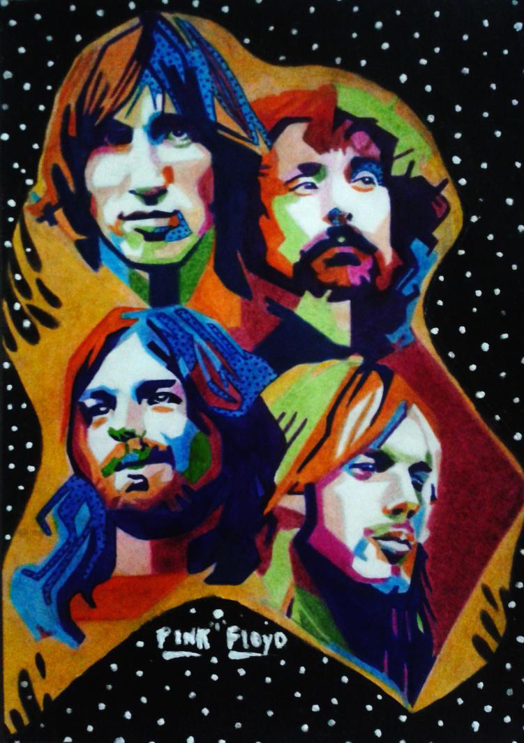 Pink Floyd . by danimorl11