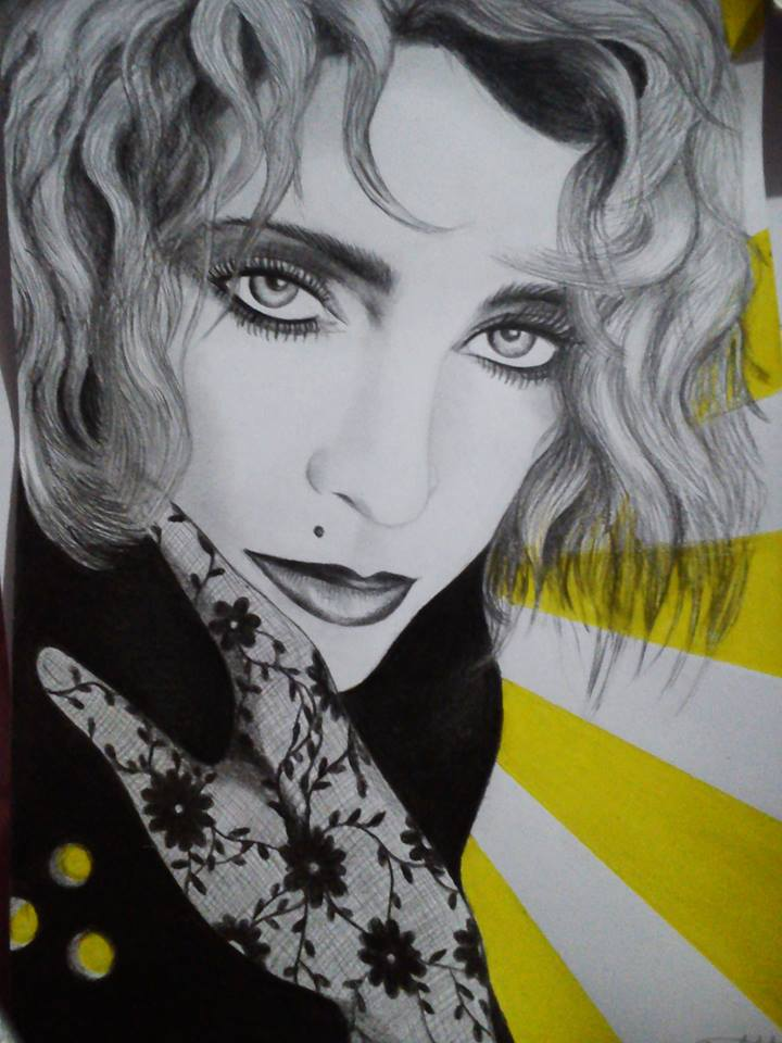 Madonna by danimorl11