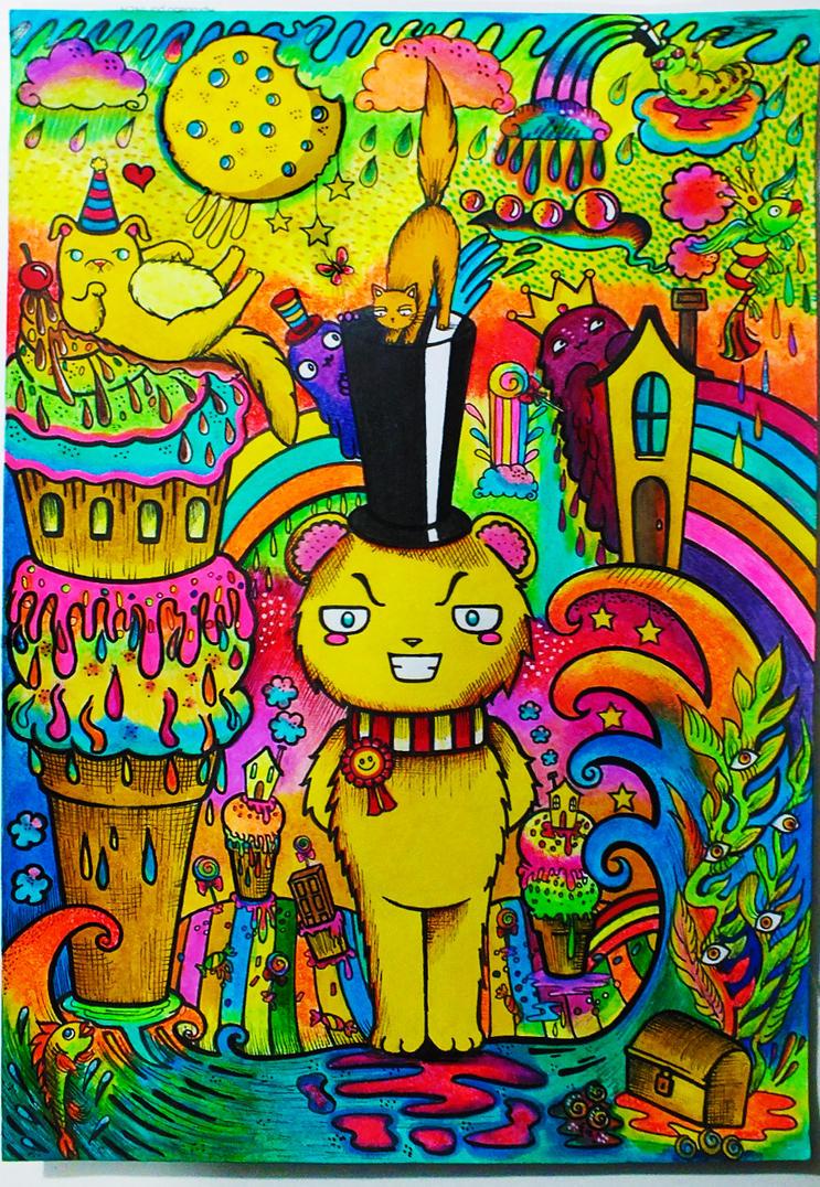 Mayor bear. by danimorl11