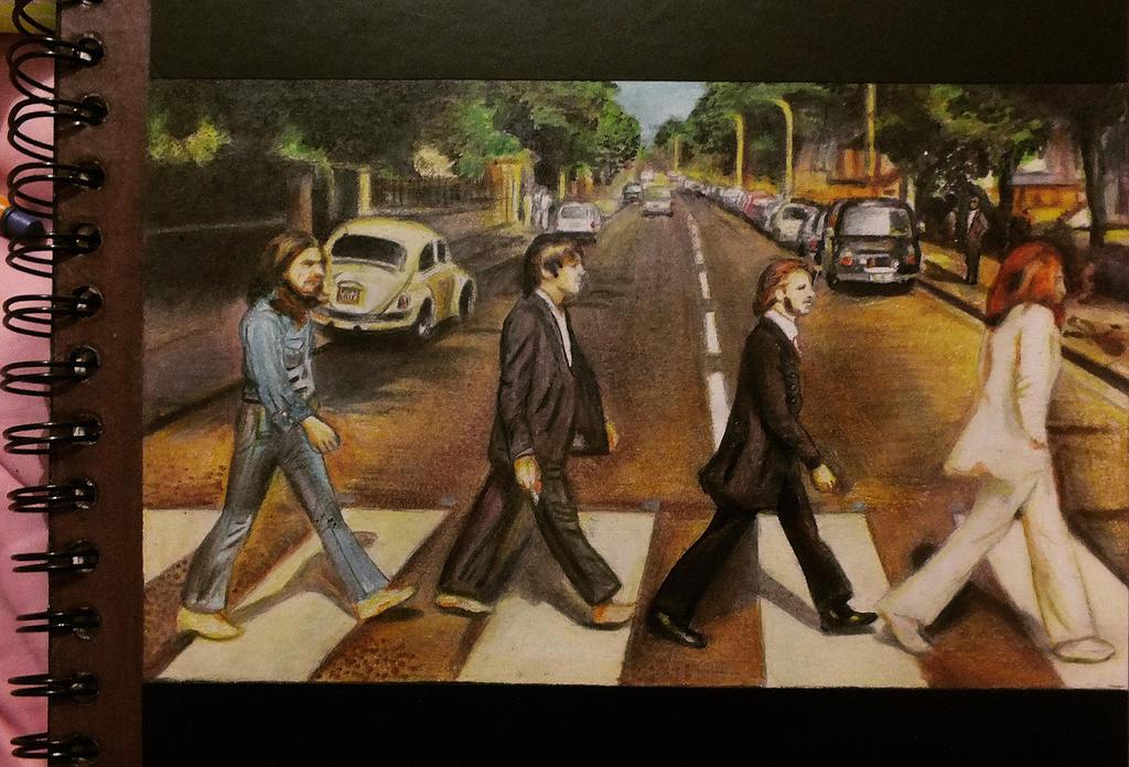 The Beatles by danimorl11