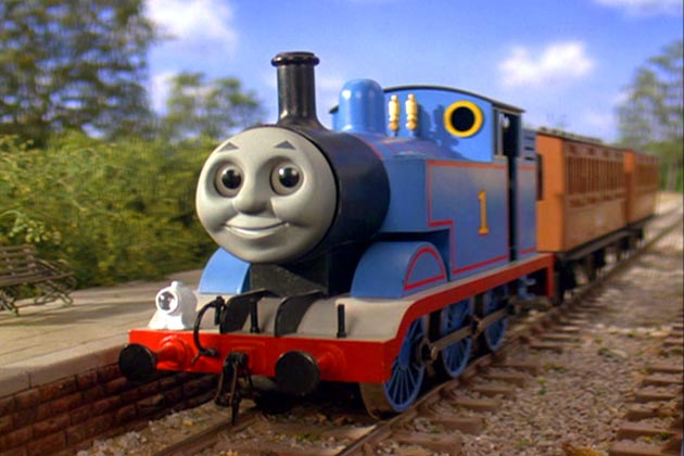 70 years of this blue engine by thomasboy44 on DeviantArt