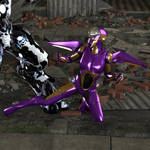 Destiny Armor promo by ShadowhawkOne