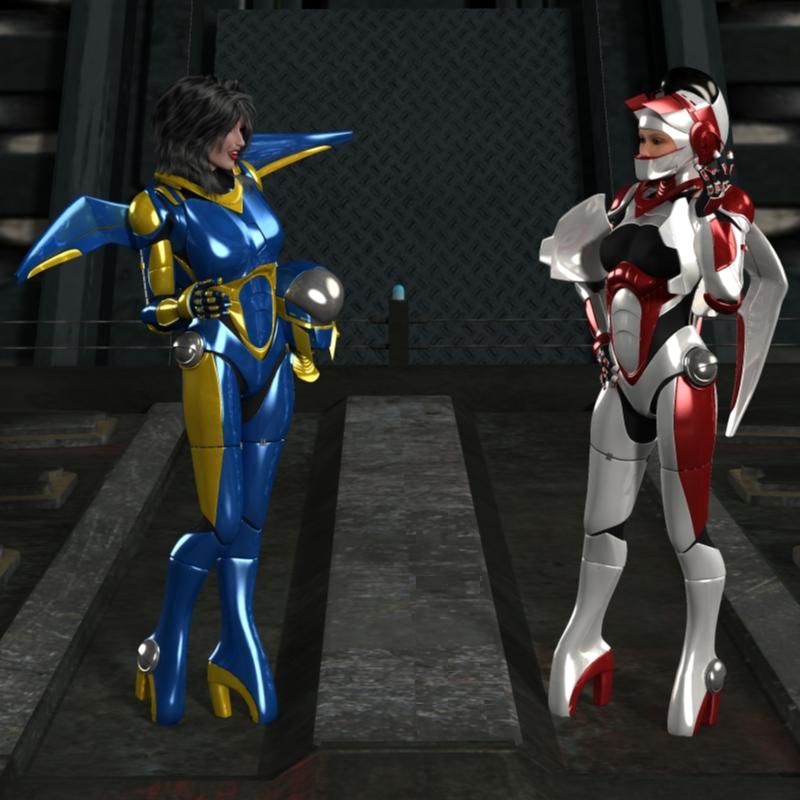 Destiny Armor Promo 2 by ShadowhawkOne