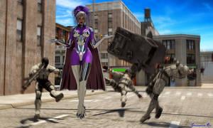 Violet Banshee in Dream Haven