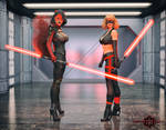 Surrender the Jedi... NOW! May the 4th 2021 by ShadowhawkOne