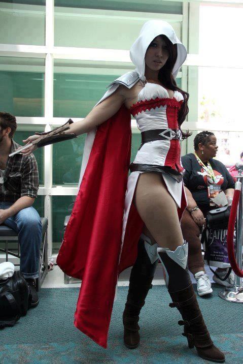 Female Assassin S Creed Cosplay By Nitrostarpony On Deviantart