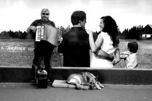 Slepy harmonikar by petrpedros