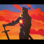 Warrior of Sunlight - Dark Souls