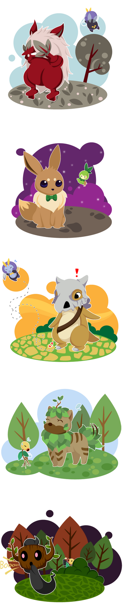 PKMNation ~ Fall Legendary Event Entry by PixelPlush