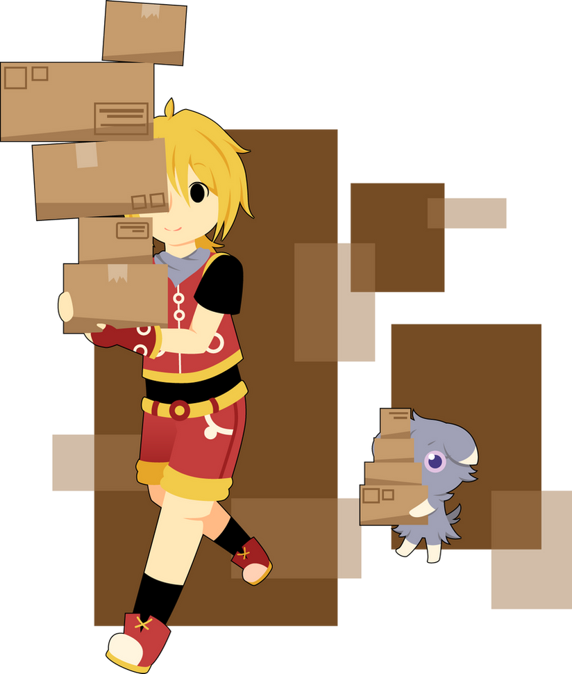 HPM ~ Moving In by PixelPlush