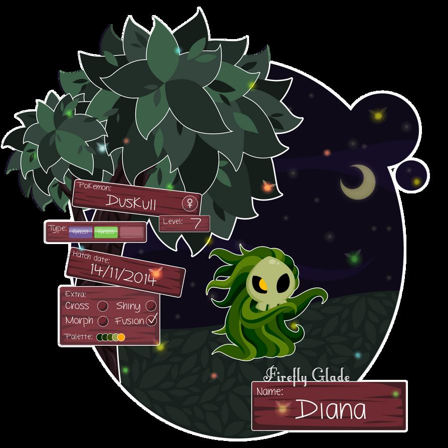 PKMNation ~ Diana Ref by PixelPlush