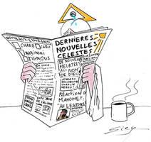 Charlie Hebdo by x--Siegfried--x