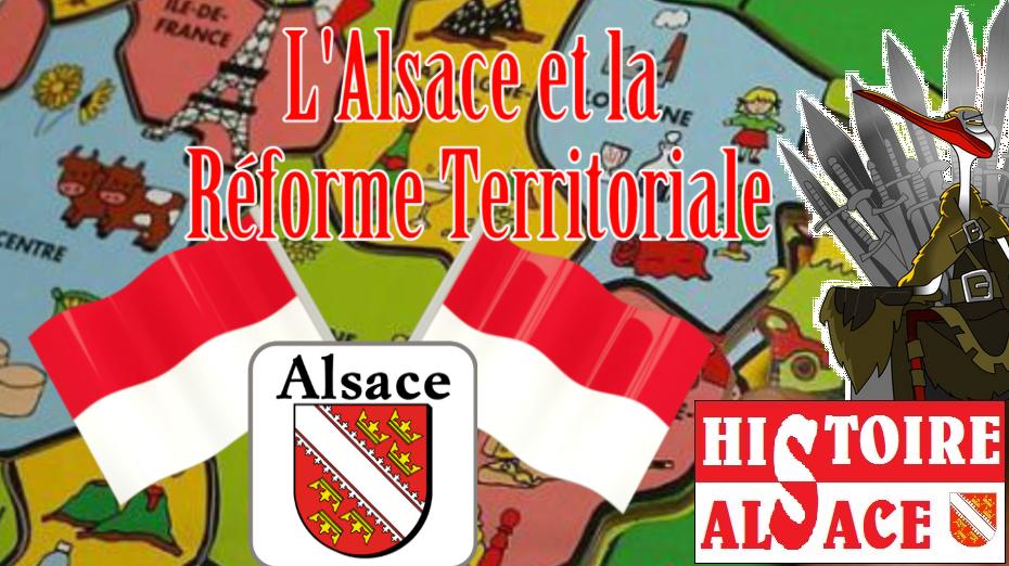Alsace et Reforme Territoriale by x--Siegfried--x