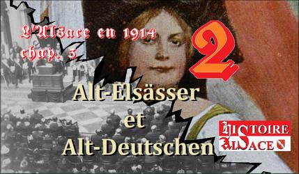 Miniature Alsace en 1914 2-3