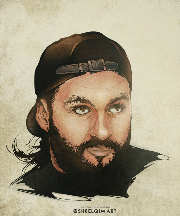 Steve Angello By Shkelqimart On DeviantArt