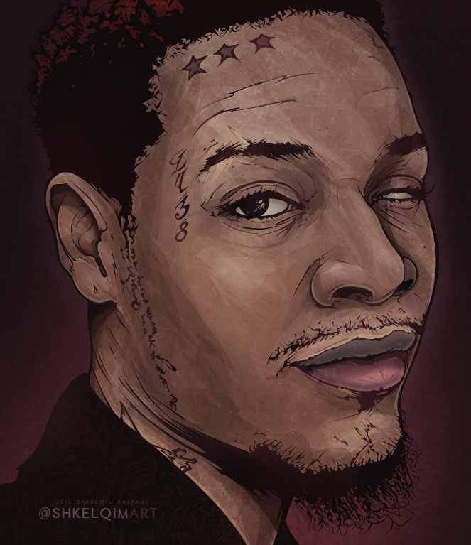 Fetty Wap By Shkelqimart On DeviantArt