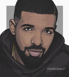 Drake by shkelqimart