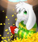 [Fanart] - Asriel