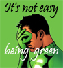 It's not easy being green by BondageWare