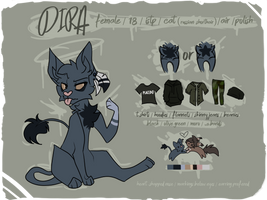 Dira 2018 ref by DiraDove