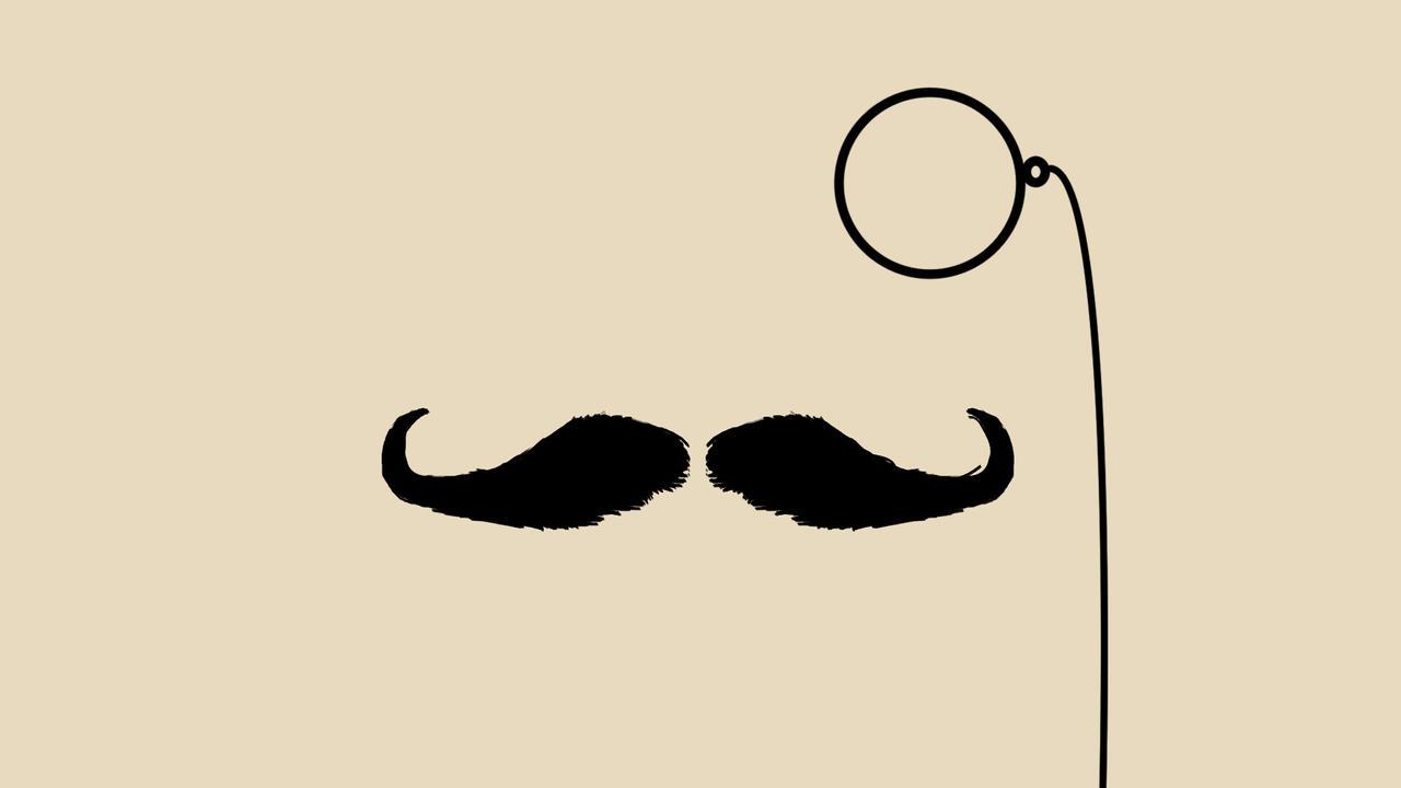 Cute Mustache Wallpaper Tumblr Wallp