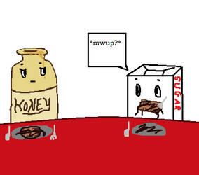 Honey Sweet as Sugar 4