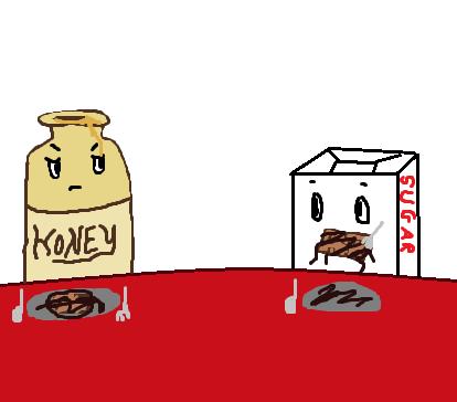 Honey Sweet as Sugar 5 by KagamineLenFangirl