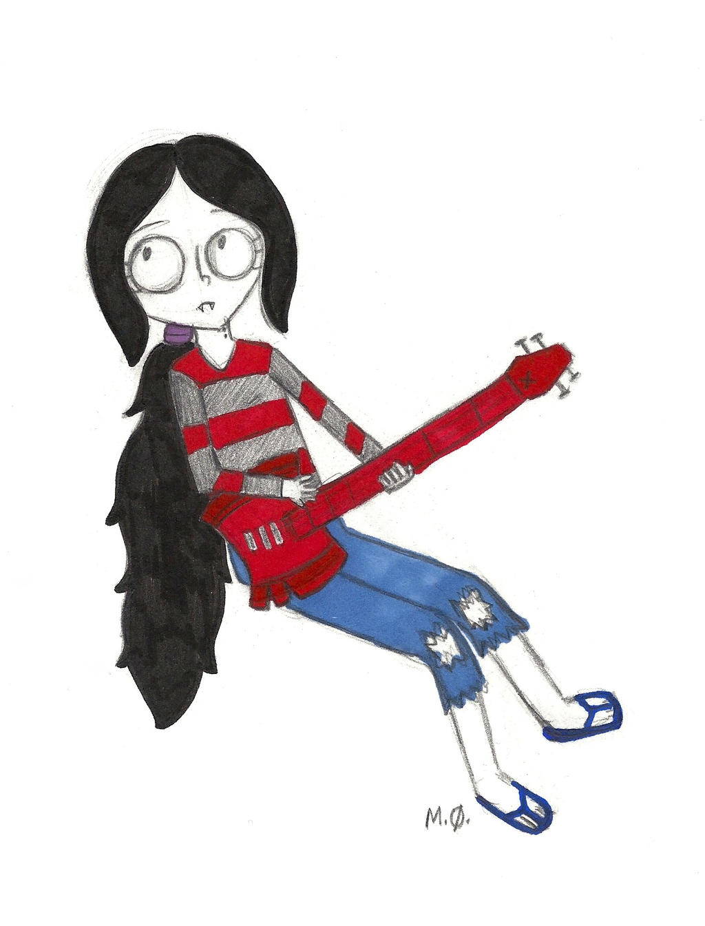 Marceline by Ariamay123