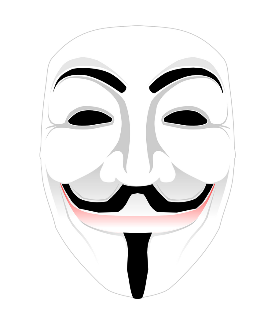 guy fawkes mask by nacreouss on DeviantArt