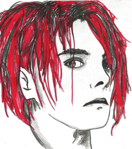 gerard-way-red-hair-2010. November 7, 2010 12:46pm by Pressparty Comments