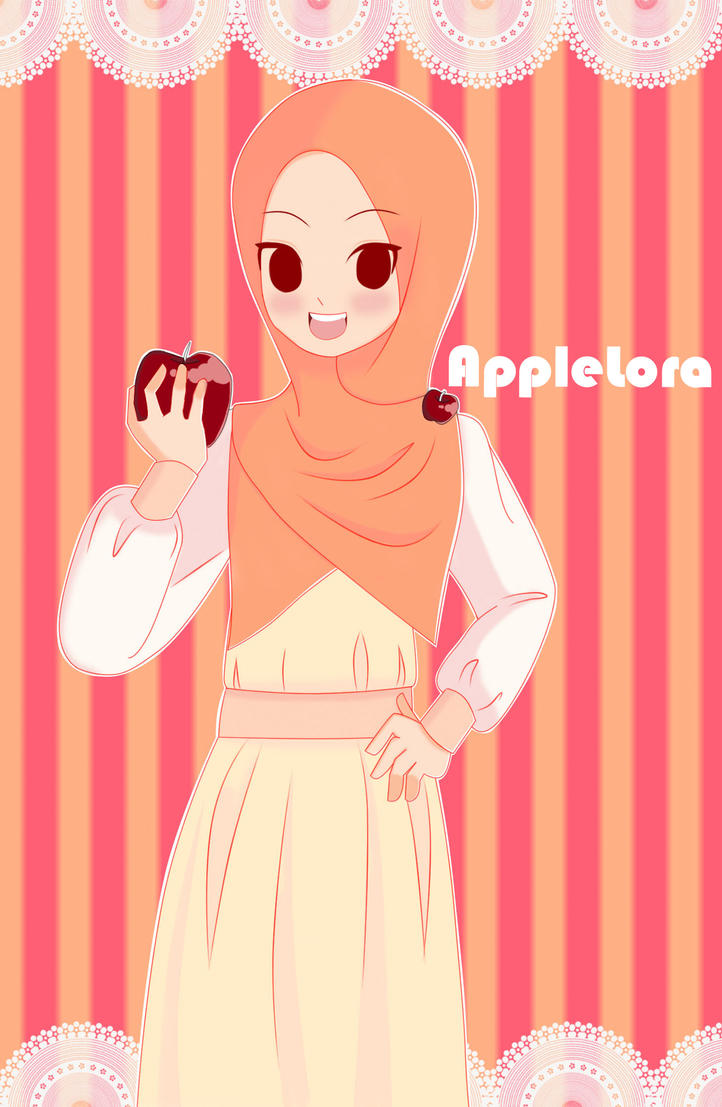 AppleLora by nyanbila49