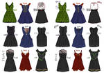 Avengers Dresses