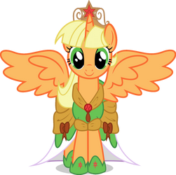 Princess Applejack Sparkle