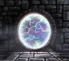Portal of Chaos by TargonRedDragon