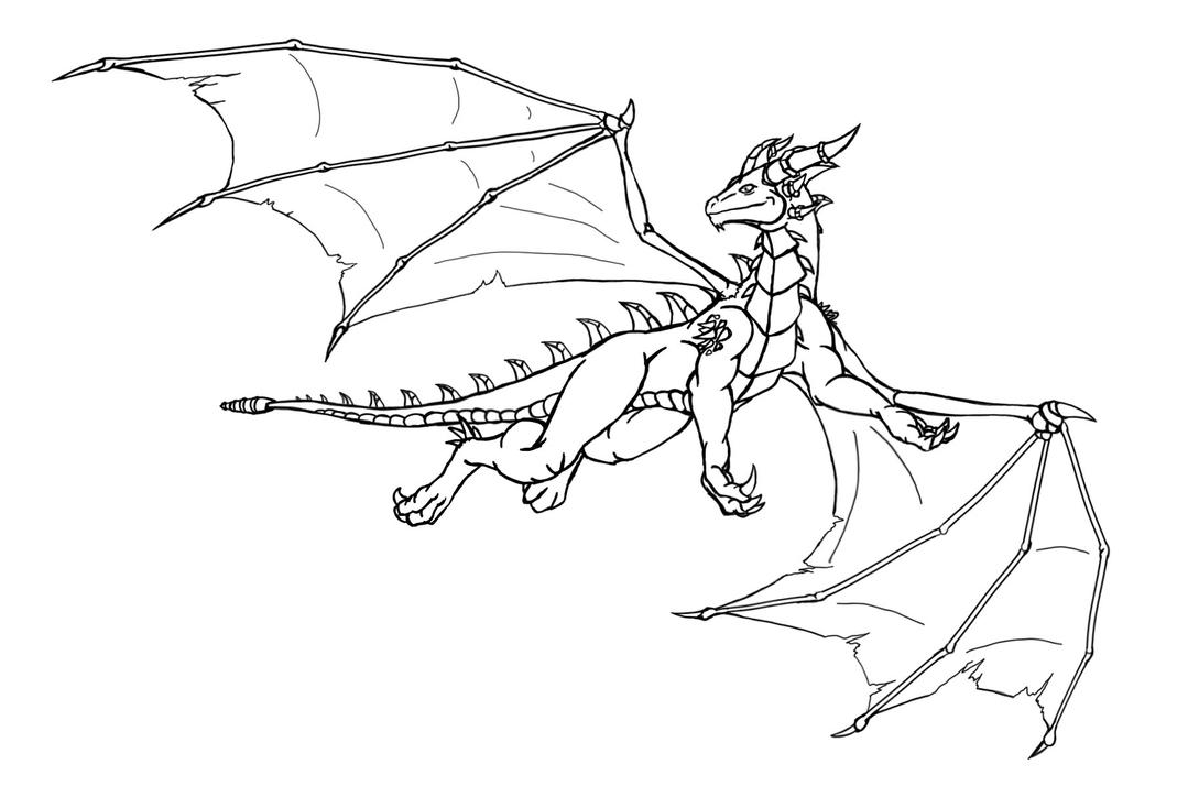 spyro and cynder coloring pages - photo#36