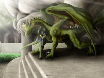 Grief of the Wind Dragon by TargonRedDragon