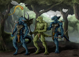 Commission: Welcome to Tatalia by TargonRedDragon