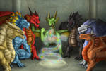 Gathering of the Legendary Dragons