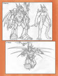 Shock Dragoon's Mission - pg. 1/4-