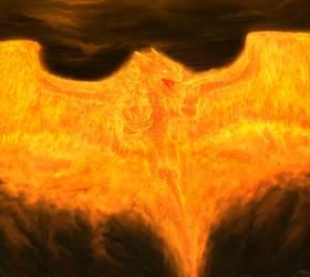 Inferno's Frenzy by TargonRedDragon