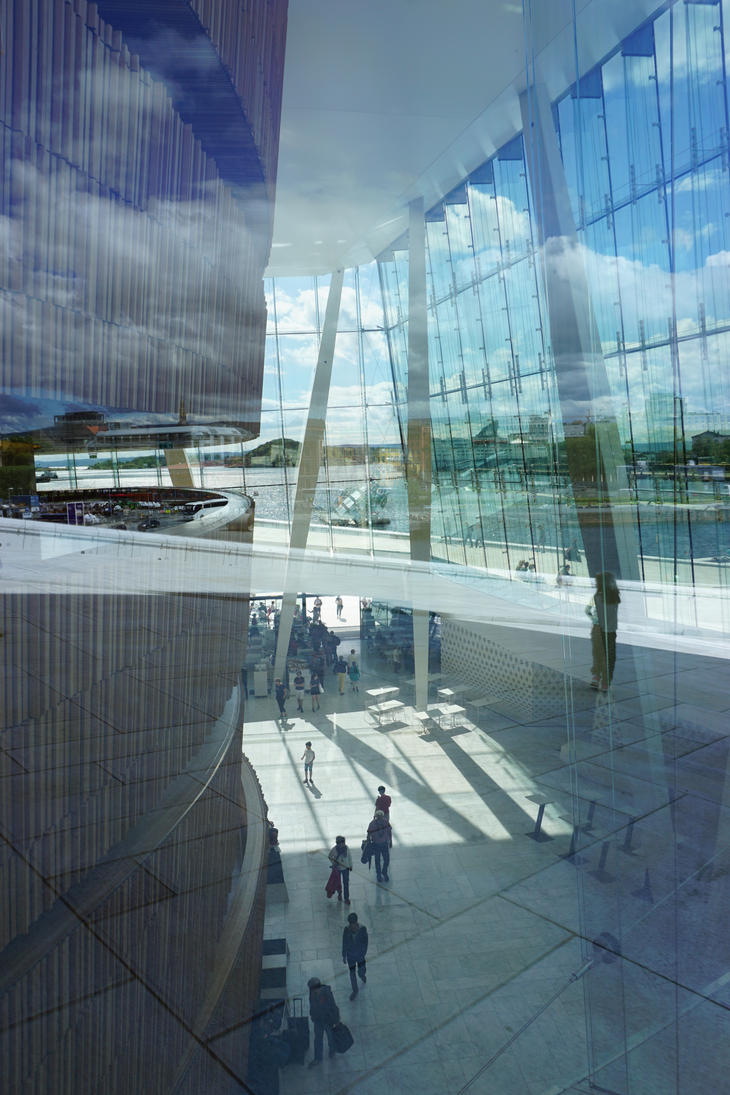 Den Norske Opera by yeanling