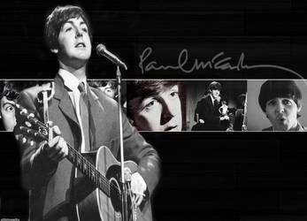 Paul McCartney Wallpaper by stillinlovewithu