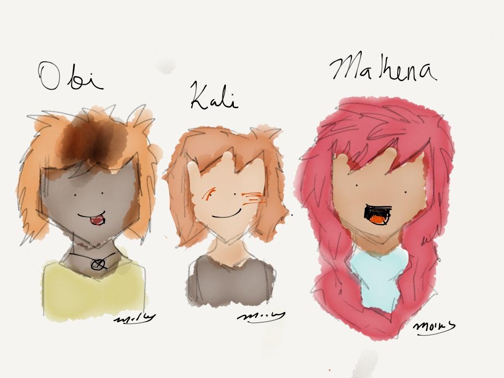 :GIFT: Disneygurl Family by TLK-SIMBA-SANDSLASH